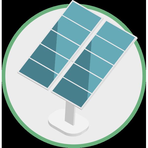 Solcellepaneler