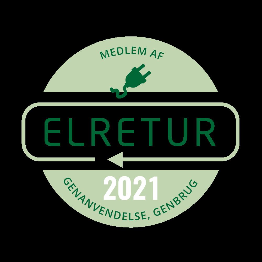 Bliv medlem af Elretur Certifikat