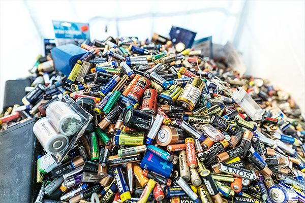 Elretur - Indlevering af batterier