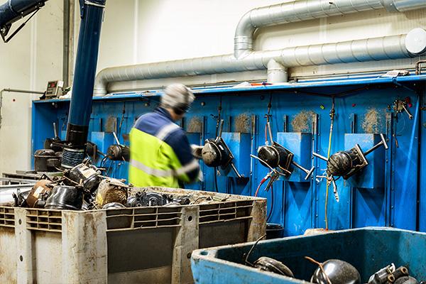 Elretur er Danmarks største kollektivordning, som repræsenterer mange forskellige brancher og virksomhedstyper