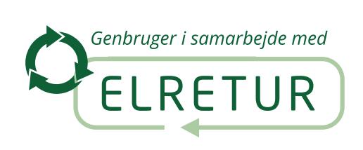 Genbruger i samarbejde med Elretur
